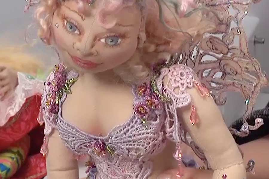 Cloth Doll Inspirations With Patti Medaris Culea 09