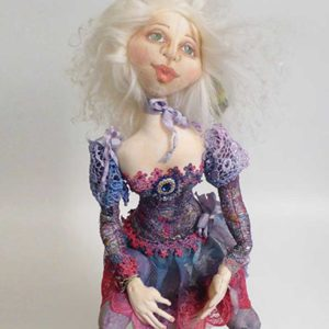 Cloth Doll Making with Patti Culea