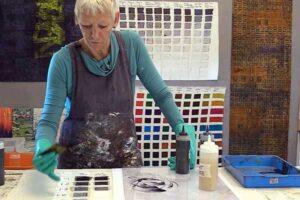 Exploring Fiber Reactive Dyes With Claire Benn 09