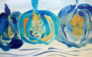 Jill Kennedy Silk Painting 11