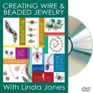 Creating Wire & Beaded Jewelry → DVD (Ships same day)