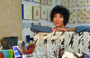 Encaustic with a Textile Sensibility •Daniella Woolf