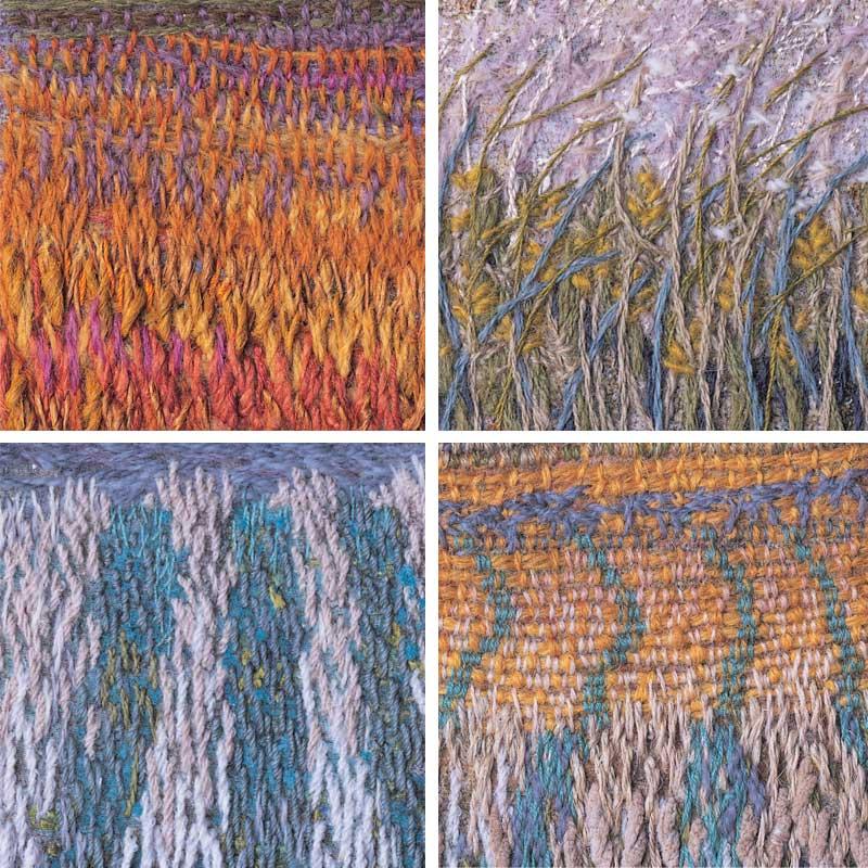 Embroidery Stitch Workshops featuring Jan Beaney & Jean Littlejohn