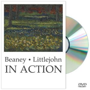 "Cover Image from ""In Action"" featuring Jan Beaney & Jean Littlejohn"