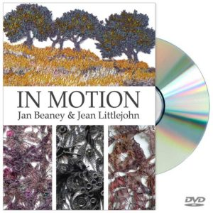 "Cover Image from ""In Motion"" featuring Jan Beaney & Jean Littlejohn"