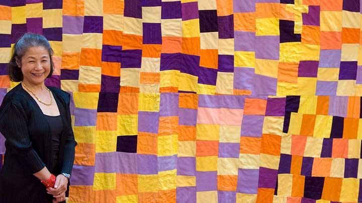 """Sunshine & Surprise"" African American Quilts – Yoshiko Iwamoto Wada, Curator"