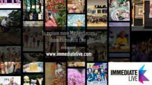 Immediate Live! A New Home for Galli Creative Masterclasses